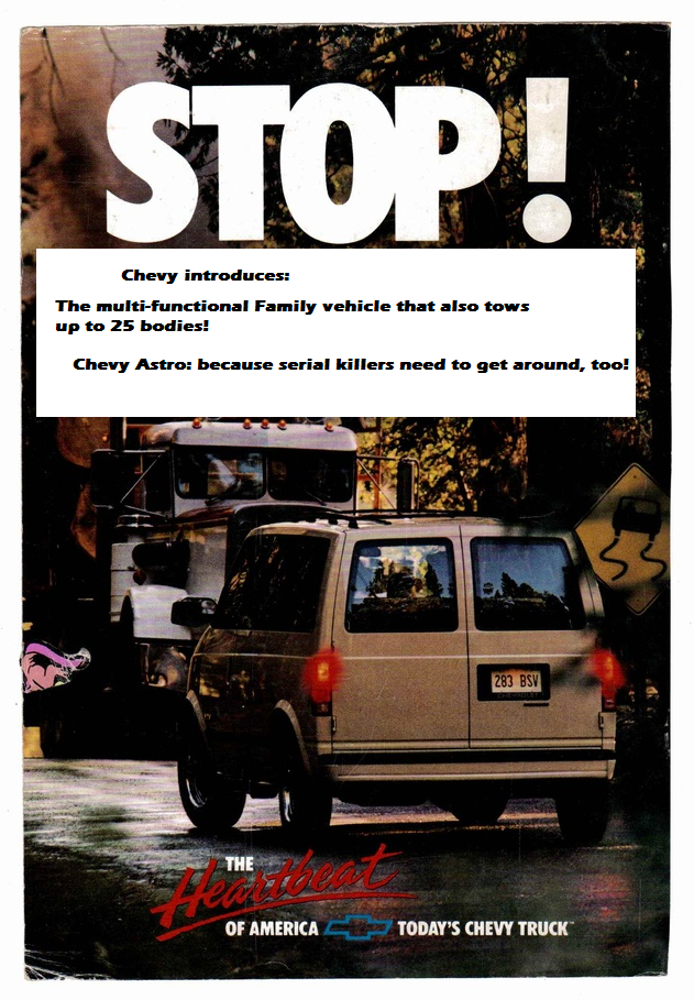 kidnapping astro van ad